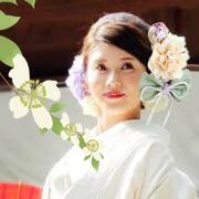 もう迷わない!結婚式直前でも理想を実現する髪飾りのオーダーメイドアイキャッチ