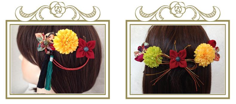 結婚式の髪飾り お客様の声⑩