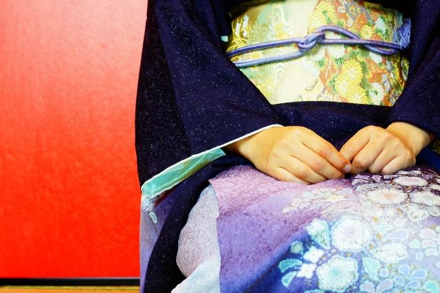 伝統的な日本の着物文化体験