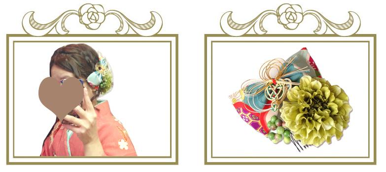 結婚式の髪飾り お客様の声⑥