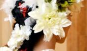 和装の結婚式で選ぶ髪飾りのポイント