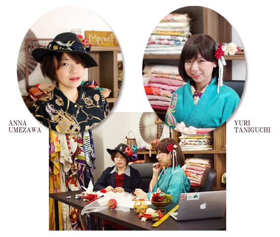 デザイナー&桜サロンの写真