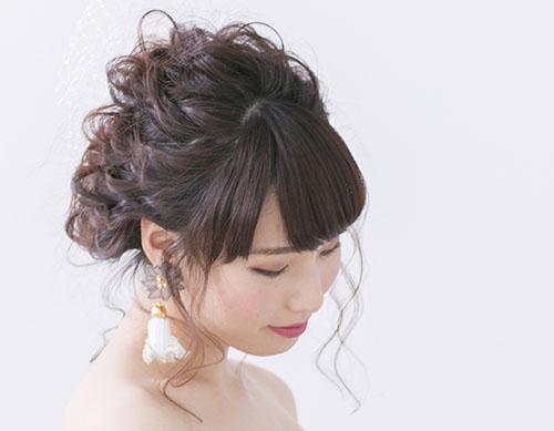 可愛らしさ抜群のモダン髪【ゆるふわヘア】