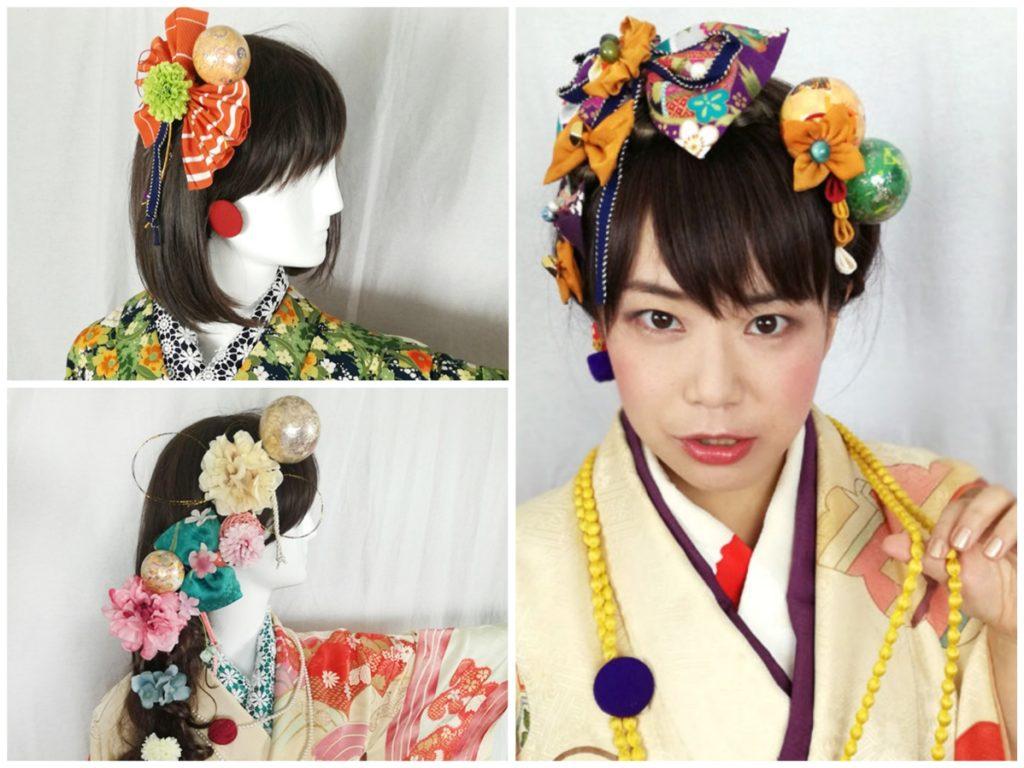 2019年のトレンド!袴飾りでトータルコーディネート