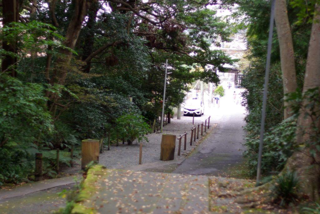 鎌倉散策の大きな醍醐味